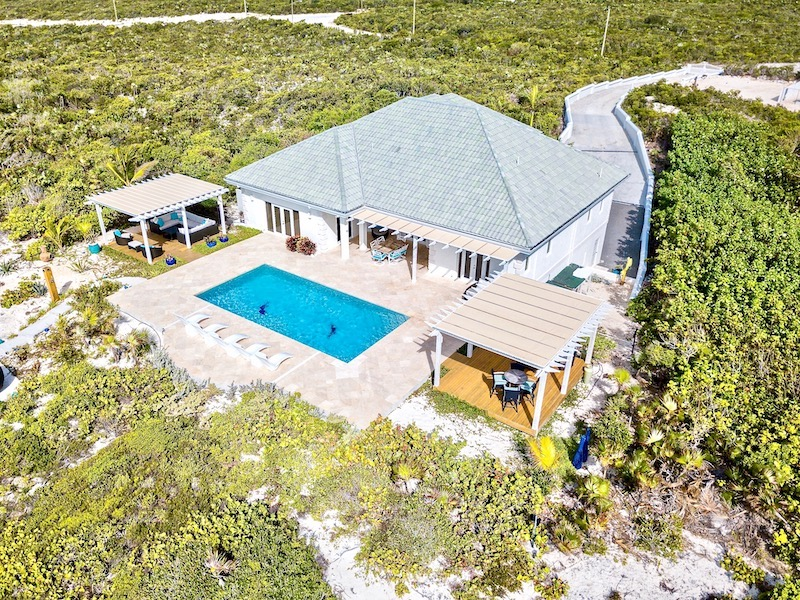 Aramesh Luxury beach Villa - For rent, Long Bay, Turks and Caicos
